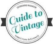 Queenies Bazaar Guide to Vintage