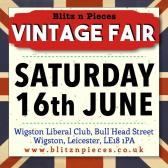 Blitz 'n' Pieces Vintage Fairs