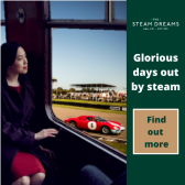 Steam Dreams