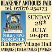 Blakeney Antiques Fair
