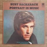 Burt Bacharach Portrait in Music LP