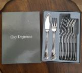 Guy Degrenne Fish Knives & Forks Set