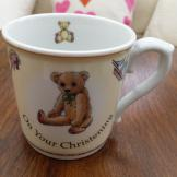 Lovely Royal Worcester Christening Mug