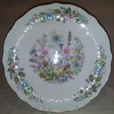 Aynsley Wild Tudor Pattern Cake or Sandwich Plate