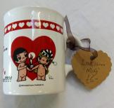 Love is... a mugs game - Mug