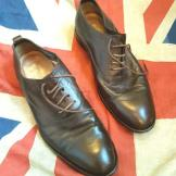 Oxford Leather shoes by Costume National