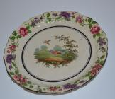 Countryside Scene Plate