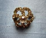 Small Sparkly Brooch
