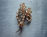 Pretty Sparkly Brooch