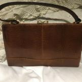 1950's Waldybag Exclusive Leather Handbag