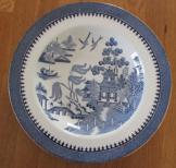 Minton Willow pattern bowl