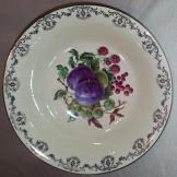 A Marie Beswick Fruit Patterned Bowl
