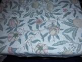 William Morris Fruit Pattern Tablecloth