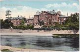 Hereford Infirmary - old postcard (ref 6500/20)