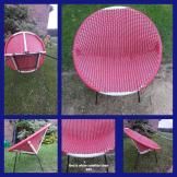 Satellite chair
