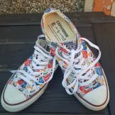 Andy Warhol Campbells Soup Can Converse