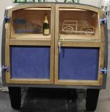 Morris Minor Traveller Drinks Cabinet