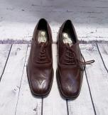 1960s Vintage Coles Boot Co Men's Shoes UK Size 7