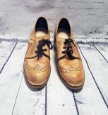 Mens 1970s Vintage Brogues UK Size 7