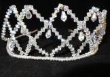 French 1960's Bridal Tiara